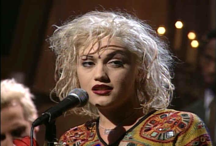 Gwen Stefani Tragic Kingdom Live