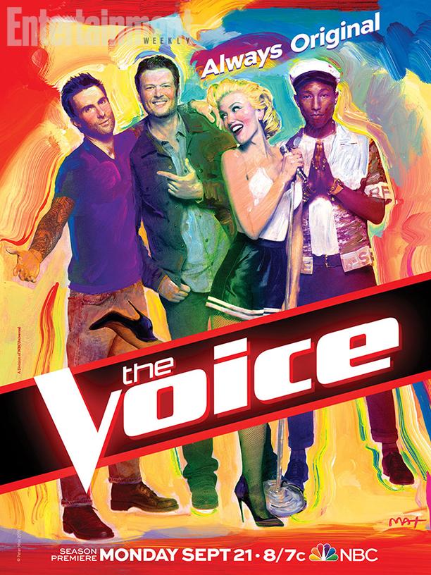 Начало нового сезона The Voice